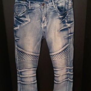 Black flex  jeans